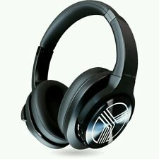 TREBLAB Z2 Active Noise Cancelling Headphones Bluetooth Wireless Over the Ear