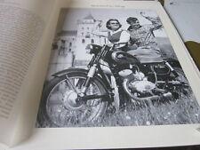 Motorrad Archiv Alltag 5252 KTm Tourist 1955 mit Sachsmotor