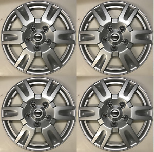"4 x 16"" Hubcaps fit for 2001-2016 Nissan Altima Hub Cap Wheel Cover"