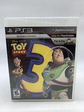 New listing Disney Pixar Toy Story 3 (Sony PlayStation 3, 2010) Ps3 Complete Cib