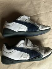 Puma little kids shoes size 10 US Drving Racing Sneakers KINDER FIT