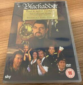 Blackadder Back and Forth DVD (2003) Rowan Atkinson, Weiland (DIR) Cert 15