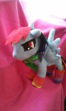 Rainbow Dash Custom Hand Made Mlp My Little Pony PLushie Plush