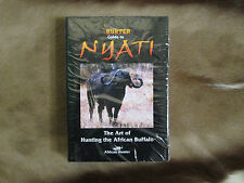 Nyati The Art of Hunting the African Buffalo African Hunter Hardcover Safari