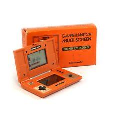 Nintendo Game & Watch Donkey Kong Multi Screen ohne Batterien mit OVP Top Zustan