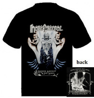 Hate Eternal  Hatesworn T-shirt  S  NEW