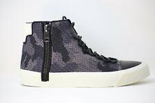 Diesel S-QUEST KNIT Men Shoes Trainers Camo Size UK 11 EUR 45