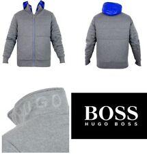 Cappotti e giacche da uomo grigie HUGO BOSS