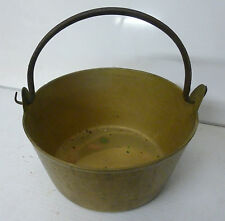 Antique Victorian Large Country House Preserving Jam Pan Cauldron 19th Century