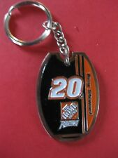 Nascar Winners Circle Tony Stewart No.20 Home Depot PROMO Key Chain
