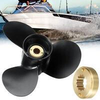 Aluminum Marine Boat Outboard Propeller 10 1/2 x 13  For Mercury 25-70HP