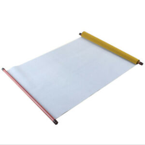 Reusable Calligraphy Fabric Water Writing Painting Practice Scroll Cloth Paper