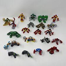 "Lot of 21 Marvel Super Hero Squad 2.5"" Figure Avengers Thor Hulk & More"