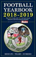 The Football Yearbook 2018-2019 in association with The Sun 9781472261069