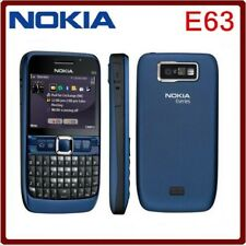 Original Nokia E63 Unlocked Symbian OS WIFI Bluetooth 2MP WCDMA 3G Keyboard