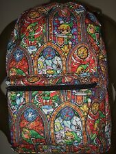 New The Legend Of Zelda Wind Waker Link Stained Glass Nintendo Book Bag Backpack