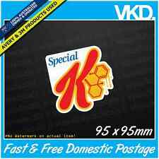 Special K Sticker/Decal - Ketamine LSD VINYL Funny Dope Weed 420 Parody XTC Acid