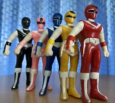 Sentai power rangers maskman popy chogokin bandai 1987 bioman2 greatfive Toei Jp