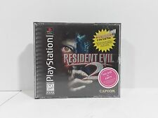 Resident Evil 2 for PS1, Sony PlayStation 2. Black Label