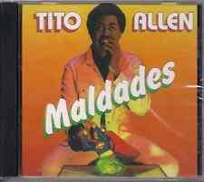 FANIA Mega RARE Tito Allen MALDADES la puerta FESTIVAL DE SONEROS rico melao