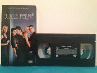 The in crowd / Cercle Ferme  VHS tape & sleeve FRENCH