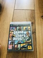 jeu GTA 5 Grand Theft Auto V - playstation 3 (PS3) en bon etat avec boitier fr