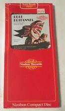Rule Brittania - Nimbus 1988 - New Factory Sealed Longbox - Queen's Award