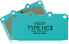 Project Mu HC+ Front Brake Pads 2pc For Nissan Nissan GT-R R35 VR38DETT - PHF261