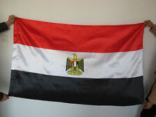 New listing 1pcs 90*150cm Egypt Flag Banner Polyester 3x5 Ft National Big Size Egyptian Flag