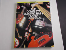 * The Complete Electric Bass Player Songbook-The Method Book 1
