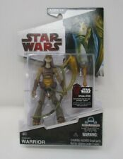Gungan Warrior BD07 2009 STAR WARS The Legacy Collection MOC