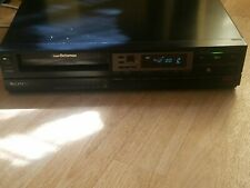 New Listing Sony Super Betamax Video Cassette Player / Recorder Sl-300 Tested