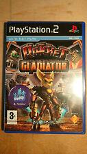 Ratchet: Gladiator Playstation 2 PS2