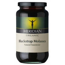 Meridian Organic Blackstrap Molasses 740g - Made from fully ripened Sugar Cane