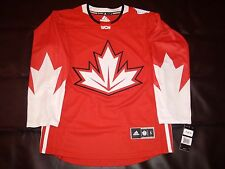 2016 adidas Team CANADA World Cup of Hockey Premier Jersey S (Crosby, Toews)