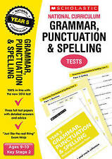 Grammar, Punctuation and Spelling Test - Year 5: Year 5 by Lesley Fletcher,...