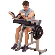 Body-Solid GCBT380 Cam Series Bicep / Tricep Machine New
