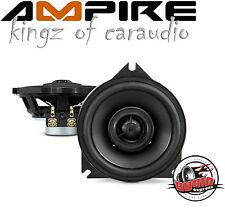 AMPIRE 10cm 2-Wege-Coaxial-Lautsprecher für BMW E81/E82/E90/E91/F20/F21  NEU!!