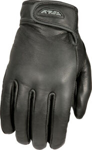 Fly Street Rumble Thin Leather Gloves XL