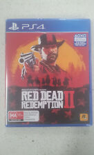 Red Dead Redemption II 2 PS4 Game (NEW &SEALED)