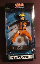 "McFarlane NARUTO SHIPPUDEN Naruto Uzumaki 7"" Color tops #19  DAMAGED PACKAGE!"