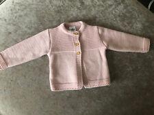 Minhon Cardigan Pink 6 Months