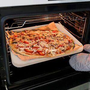 Pizzaschaufel Set Pizzastein Schaufel Backstein Gasgrill Cordierit Schamottstein