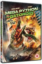 Mega Python Vs Gatoroid DVD (2011) Deborah Gibson ***NEW***