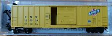 Micro-Trains Line #25670 Chicago & North Western #155059 50' Single Door Rib Sid