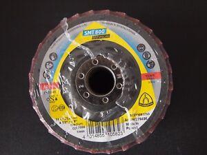 Abrasive Mop Disc Klingspor SMT 800 Special 115 x 22,23 High Quality Non Woven