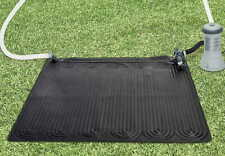 Intex Solar Panel Swimming Pool Heating Mat Hot Water Energy Sun Heater