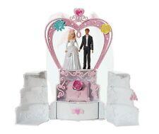 Mattel K8585-0 Barbie Hochzeitstorte mit Hochzeitslied , NEU,OVP