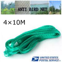 Anti Bird Netting Net Crops Plant Fruit Vegetable Garden Protect Mesh Screen NEW