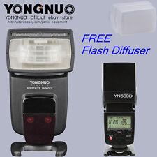 YONGNUO TTL Slave Flash Speedlite YN-560EX 560 EX Canon 5DII 5DIII 70D 60D 7D